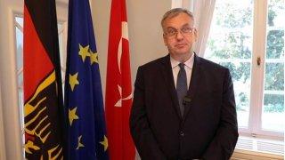 Almanlar Türkleri kıskanıyor mu sorusuna Büyükelçi'den cevap geldi
