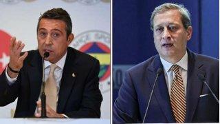 Galatasaray'ın yeni başkanından ilk taş Ali Koç'a: Yanlış konuşuyor!