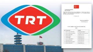 TRT Yönetim Kurulu değişti. İşte yeni TRT Yönetim Kurulu üyeleri...
