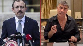 Bakan Muş'tan Sedat Peker'in iddiasına yanıt: 1 gram dahi alınmadı!