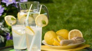Ev yapımı limonata tarifi! En lezzetli, gerçek limonata nasıl yapılır?