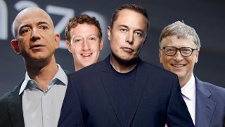 Dünyanın en zengin insanları kimler? Ne iş yapıyorlar? İşte 2021'in en zengin 20 ismi...