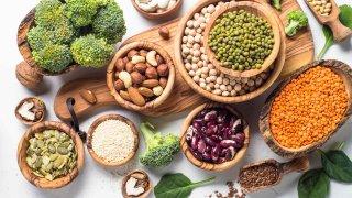 Protein bakımından en zengin 10 yiyecek