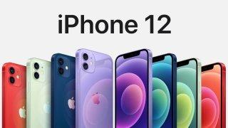 iPhone 12 ve iPhone 12 mini mor rengiyle Türkiye'de satışa sunuldu!