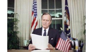41. ABD Başkanı George H. W. Bush hayatını kaybetti