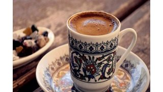Türk Kahvesi Artık Tescilleniyor...