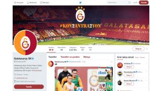 2018'de Twitter'ın en çok etkileşim alan kulübü Galatasaray oldu