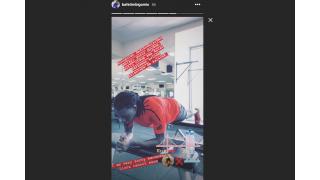 Gomis Instagram hesabından yaptığı paylaşım ile Fenerbahçelileri kızdırdı