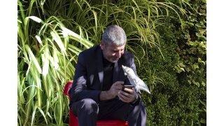Bahçesinde 25 farklı hayvan besleyen adam konuştu: Bana stres yasak!
