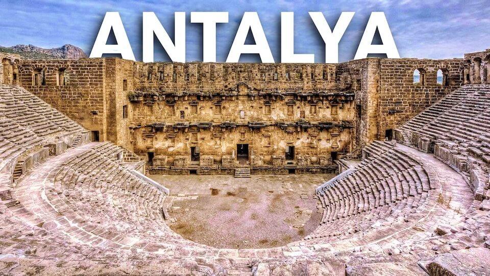 Antalya'da mutlaka gezip görmeniz gereken en güzel yerler