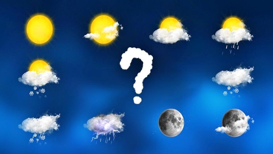 Hava durumu nasıl belirlenir, hava durumu nasıl ölçülür?