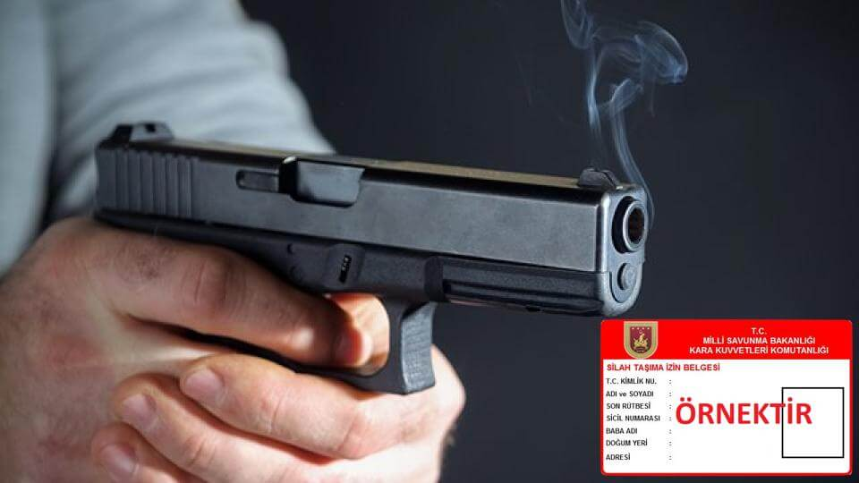 Silah ruhsatı nasıl alınır? Silah ruhsat harcı ne kadar?