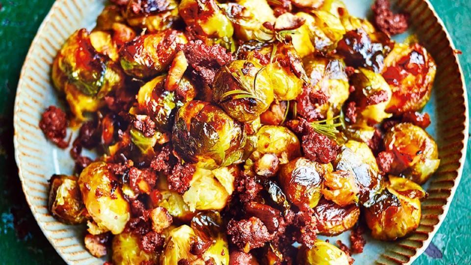 Brüksel lahanası nasıl yapılır? İşte lokanta usulü Brüksel lahanası tarifi!