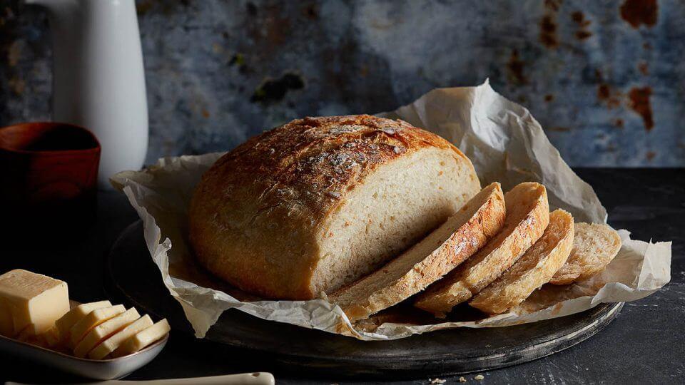 Evde ekmek nasıl yapılır? İşte fırından alınmış gibi nefis ekmek tarifi!