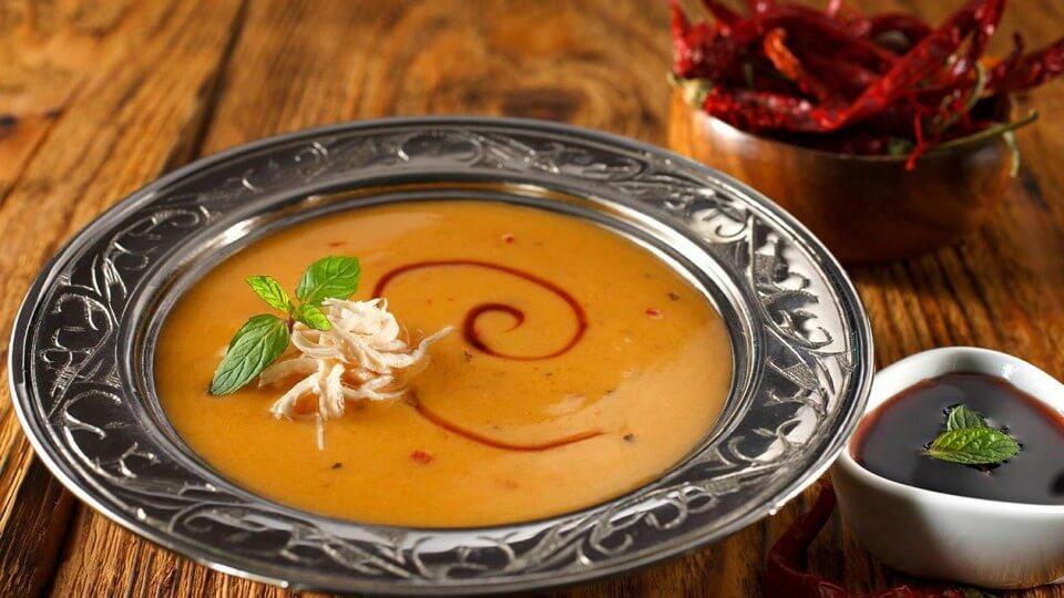 Ezogelin çorbası nasıl yapılır? Nefis, kolay ezogelin çorbası tarifi...