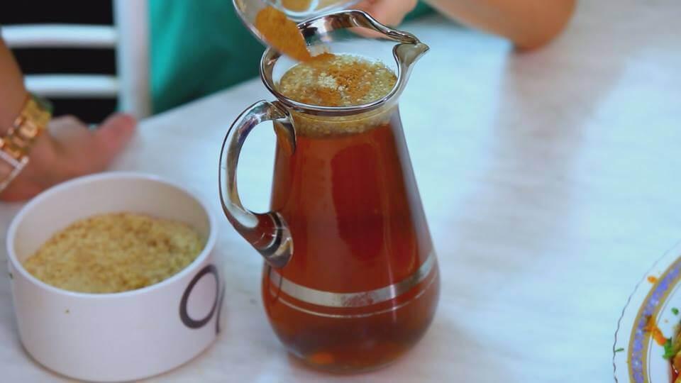 Geleneği hiç eskimeyen Osmanlı şerbeti tarifi! Osmanlı şerbeti nasıl yapılır? Malzemeleri nelerdir?