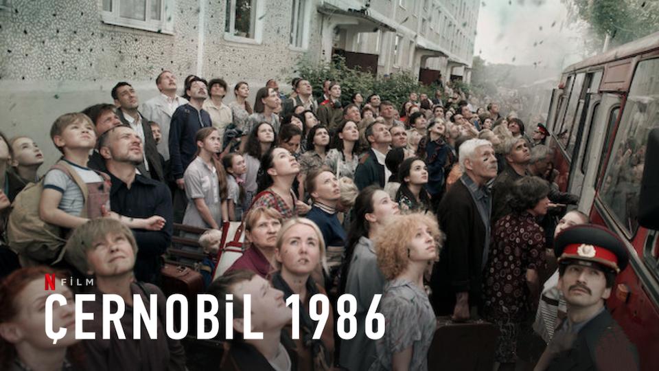 Netflix'in Çernobil 1986 filmi ile Çernobil Faciası yeniden gündemde...