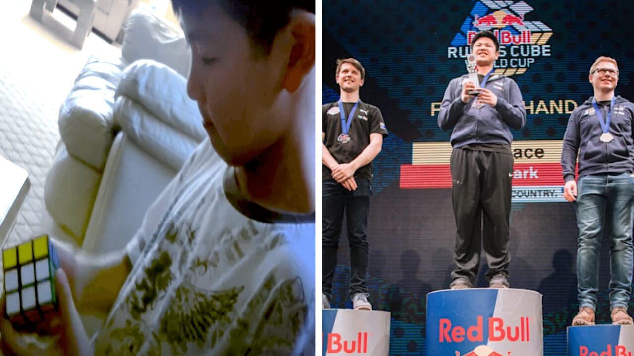 Dünya rekortmeni otizmli genç Max Park'ın ilginç başarı hikayesi
