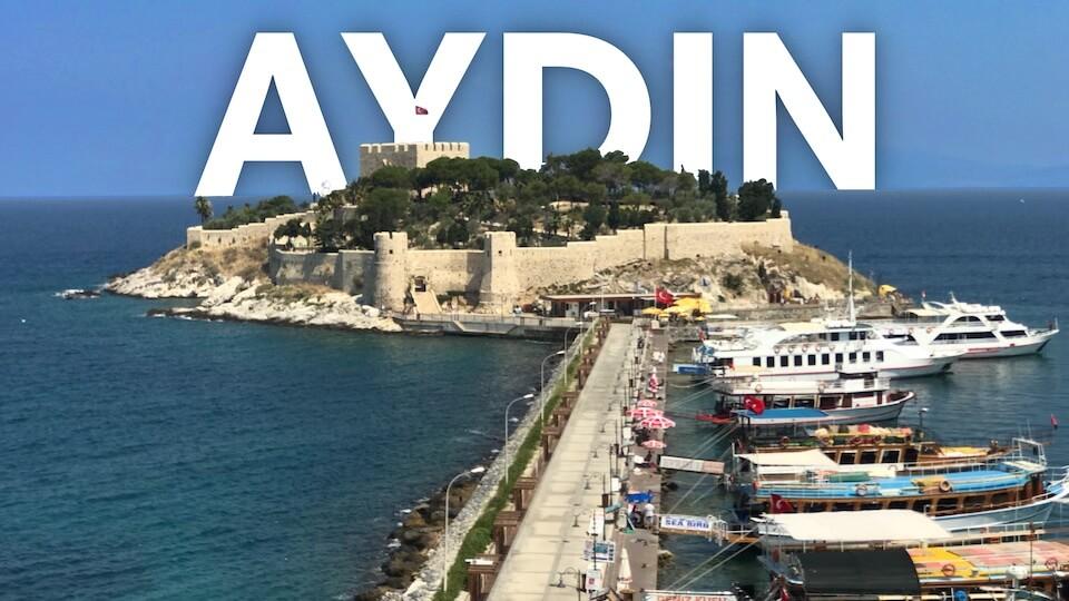 Aydın'da mutlaka gezip görmeniz gereken en güzel yerler