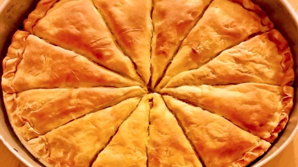 Arnavut böreği nasıl yapılır? İşte nefis Arnavut böreği tarifi...