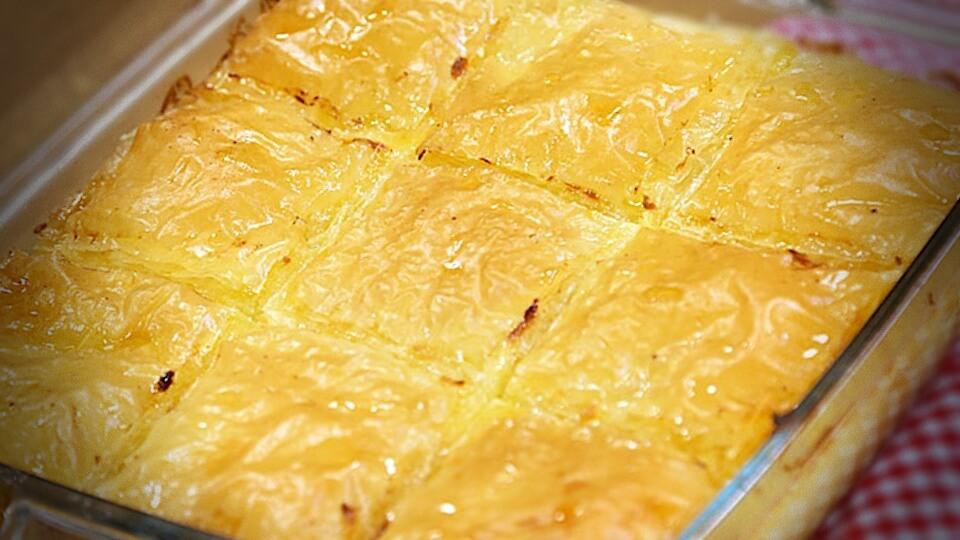 Laz böreği nasıl yapılır? En kolay laz böreği tarifi