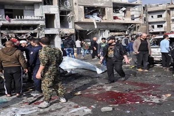 Humus yine kan gölüne döndü: 52 ölü, 102 yaralı