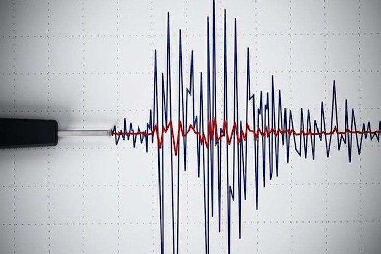 Bursa'da deprem: Merkez üssü Bursa Mudanya olan depremin şiddeti 3.9
