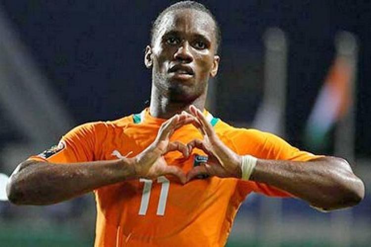 Efsane Futbolcu Didier Drogba futbolu bıraktığını açıkladı...