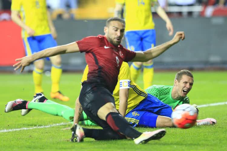 Türkiye İsveç maçı hangi kanalda saat kaçta ve hangi şehirde oynanacak?