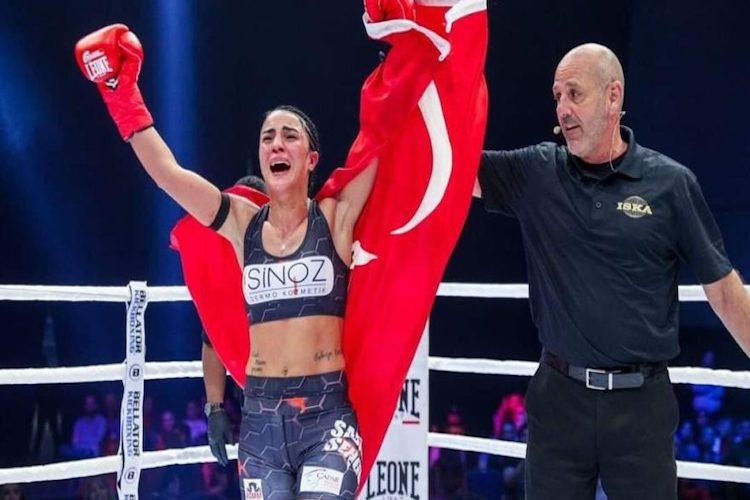 Survivor Sabriye Şengül Yeniden Dünya Şampiyonu...